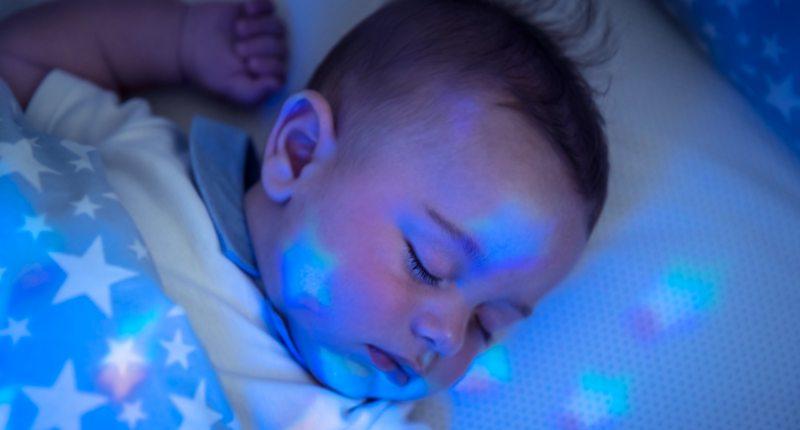 Sternenhimmel Projektor für Babys