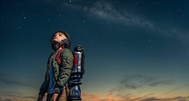 Sternenhimmel Projektor